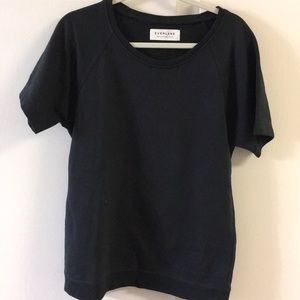 Black everlane shirt